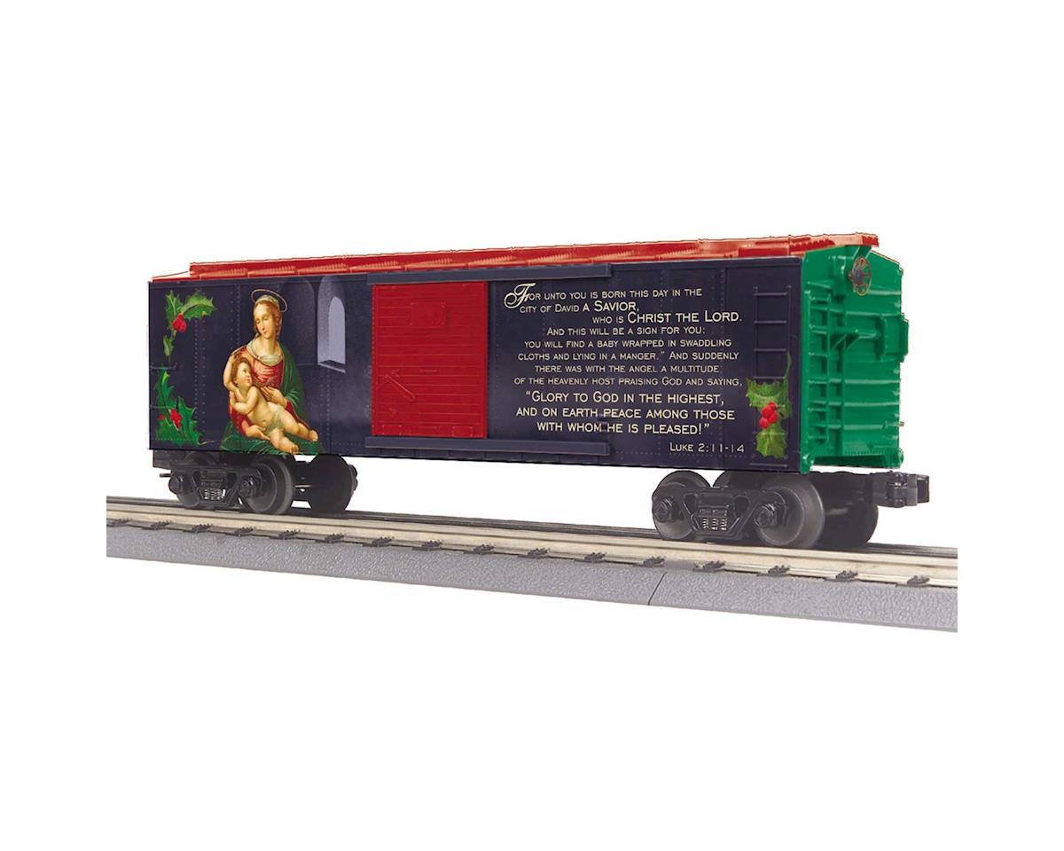 O-27 Box, Christmas/Traditional/2017 by MTH Trains