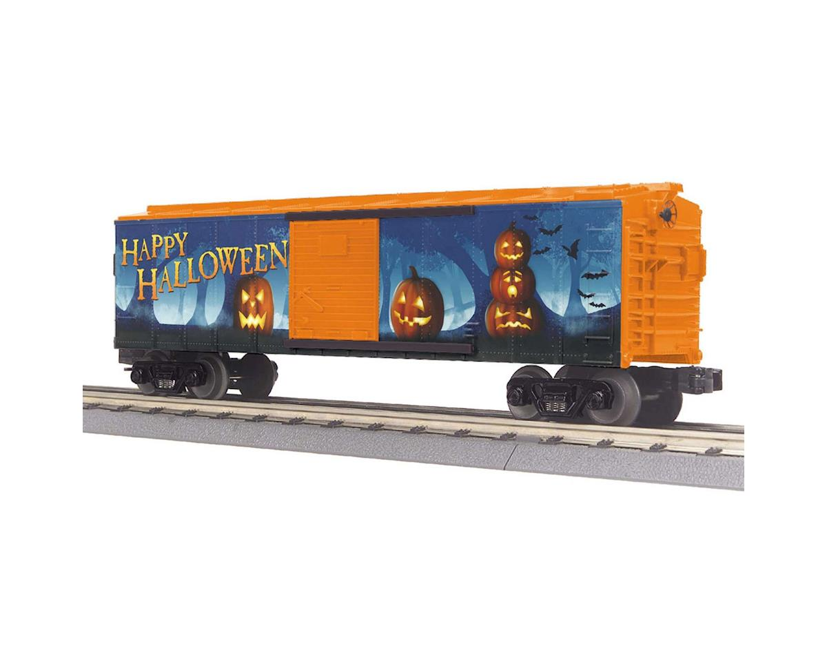 MTH Trains O-27 Box, Happy Halloween