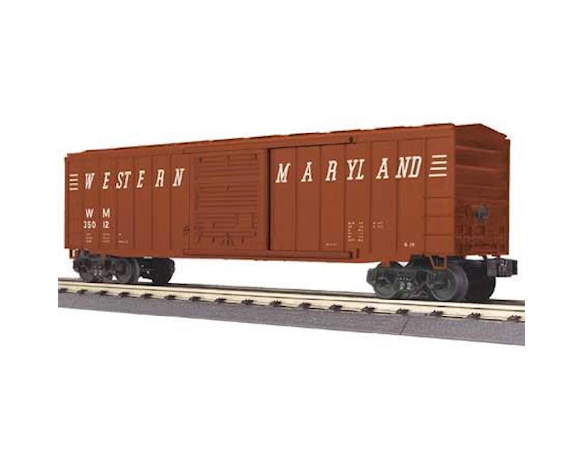 MTH Trains O-27 50' Modern Box, WM