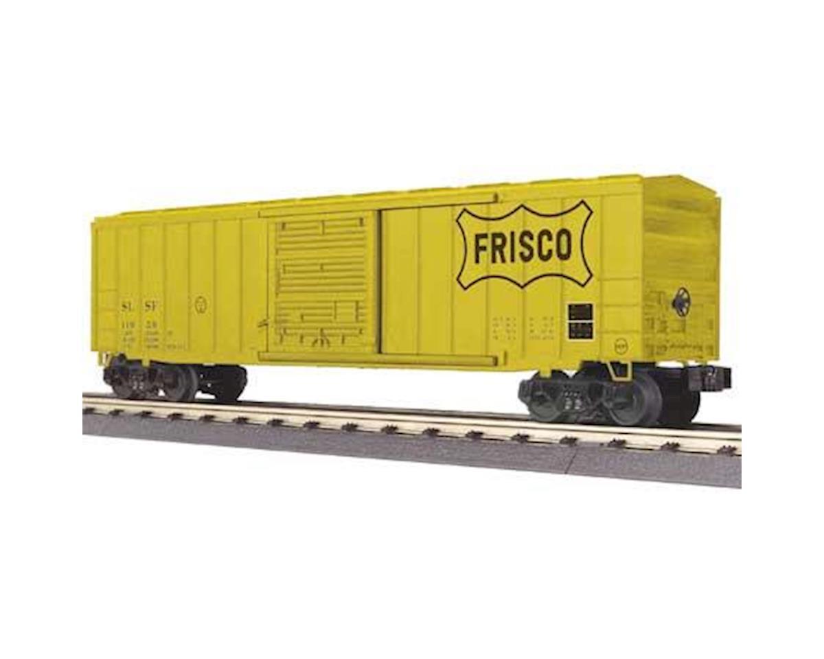 MTH Trains O-27 50' Modern Box, Frisco