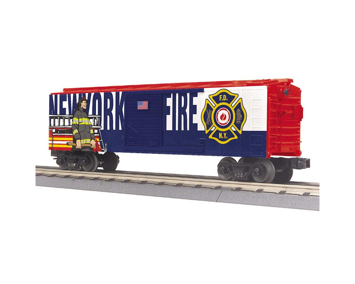 MTH Trains O-27 Box, NYC Fire Department