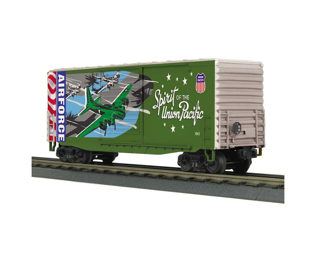 MTH Trains O-27 40' High Cube Box, US Air Force