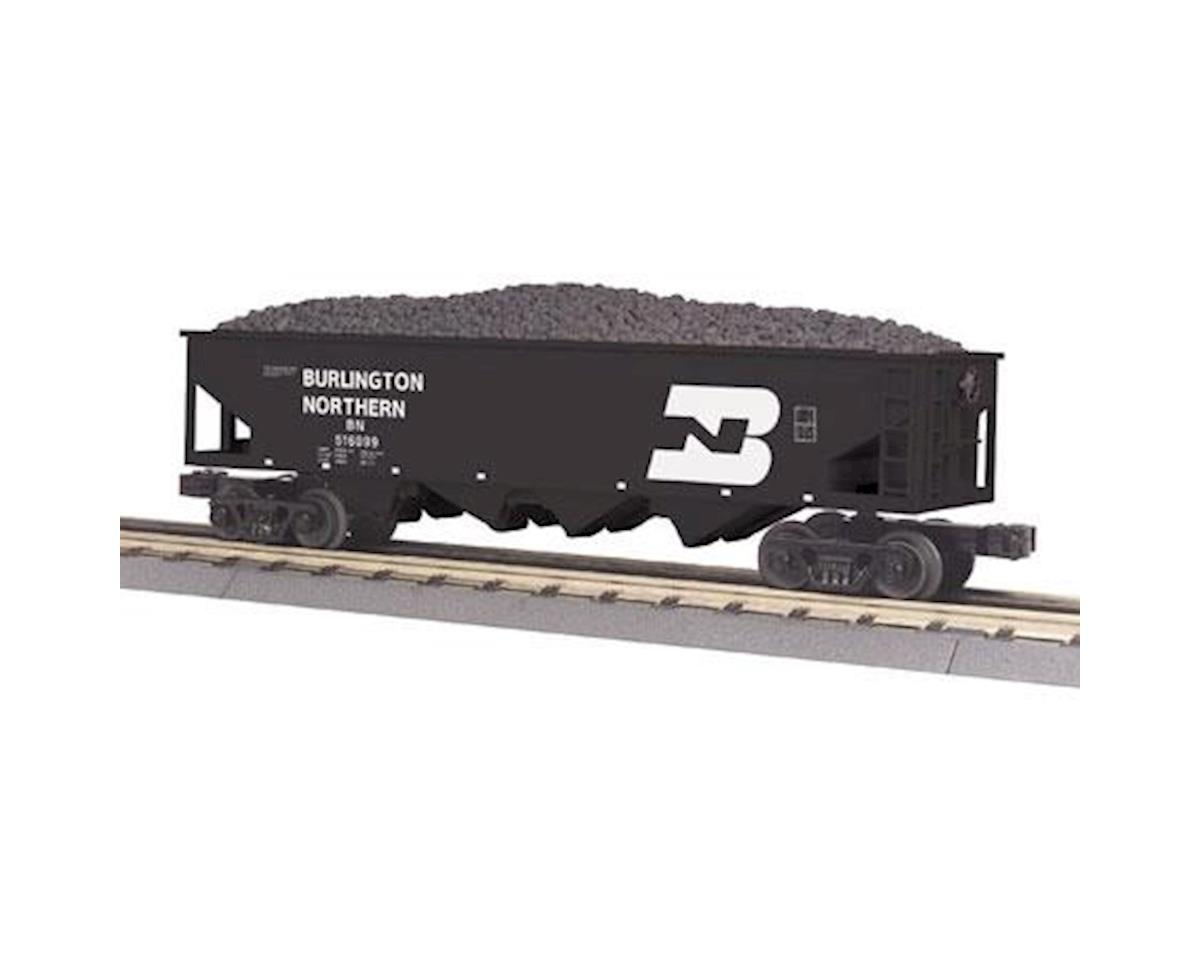 MTH Trains O-27 4-Bay Hopper, BN