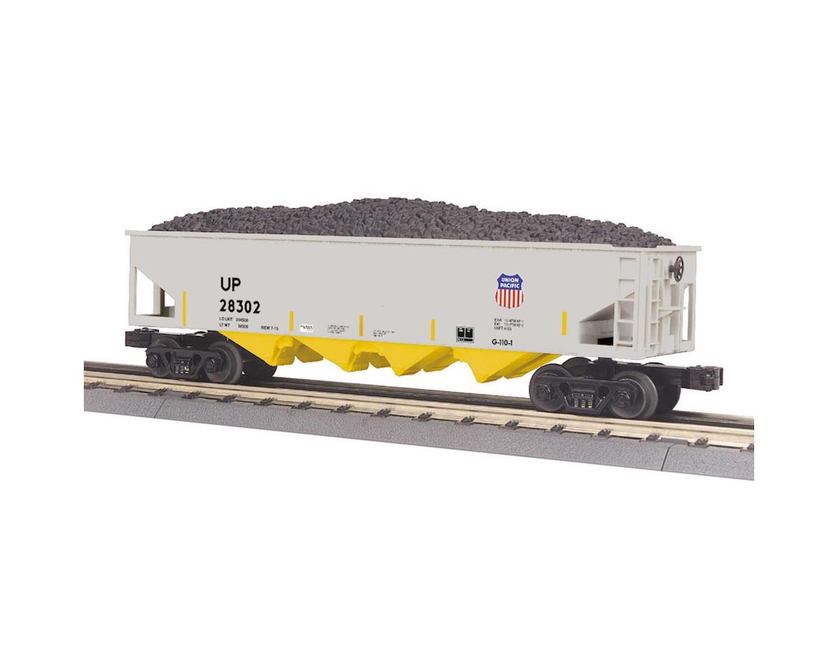MTH Trains O-27 4-Bay Hopper, UP