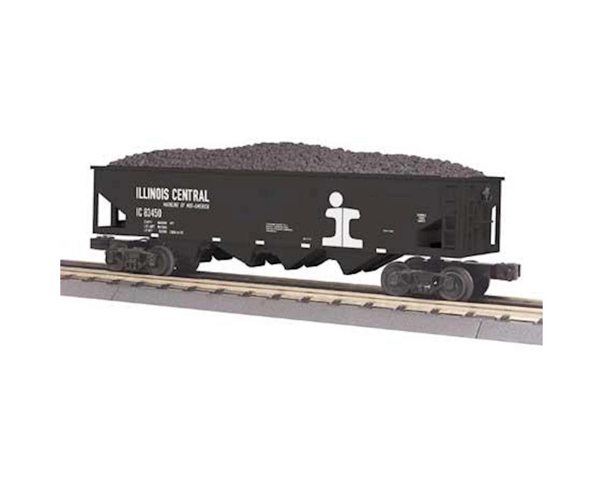 MTH Trains O-27 4-Bay Hopper, IC