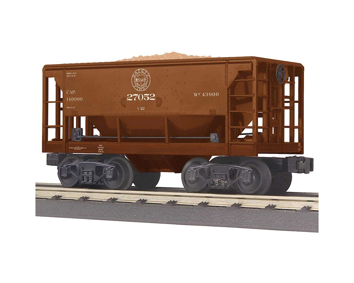 MTH Trains O-27 Ore Car, DM&IR #27052