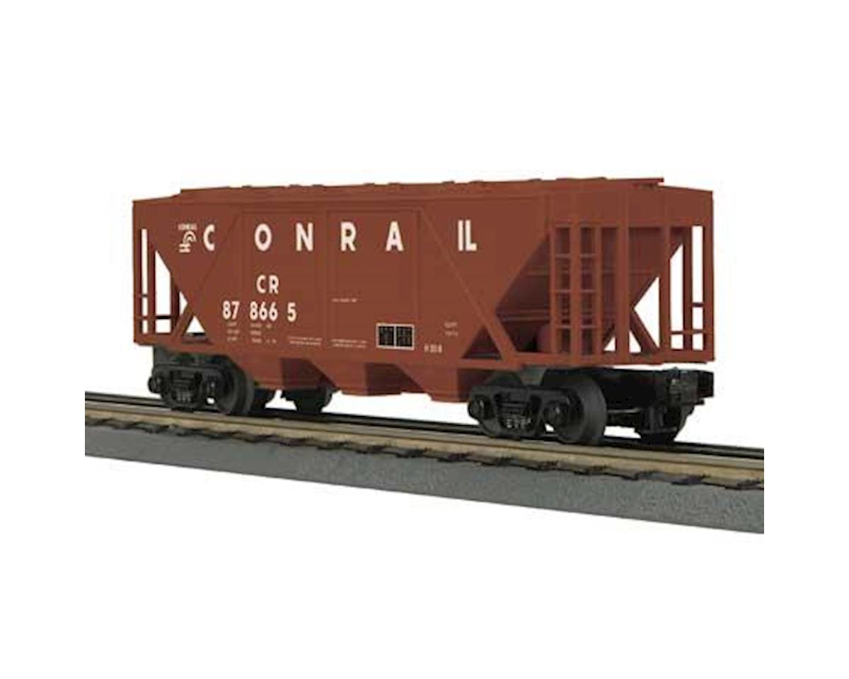MTH Trains O-27 H30A 3-Bay Covered Hopper, CR