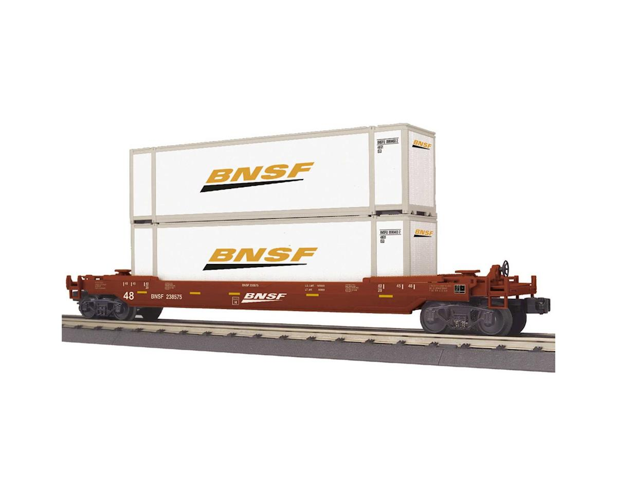 MTH Trains O-27 Husky Stack, BNSF #238575