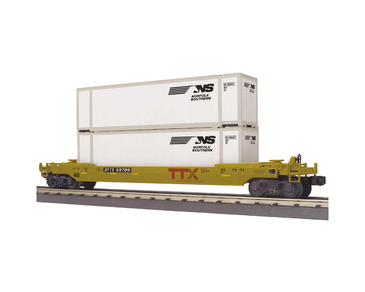 MTH Trains O-27 Husky Stack, NS #59709