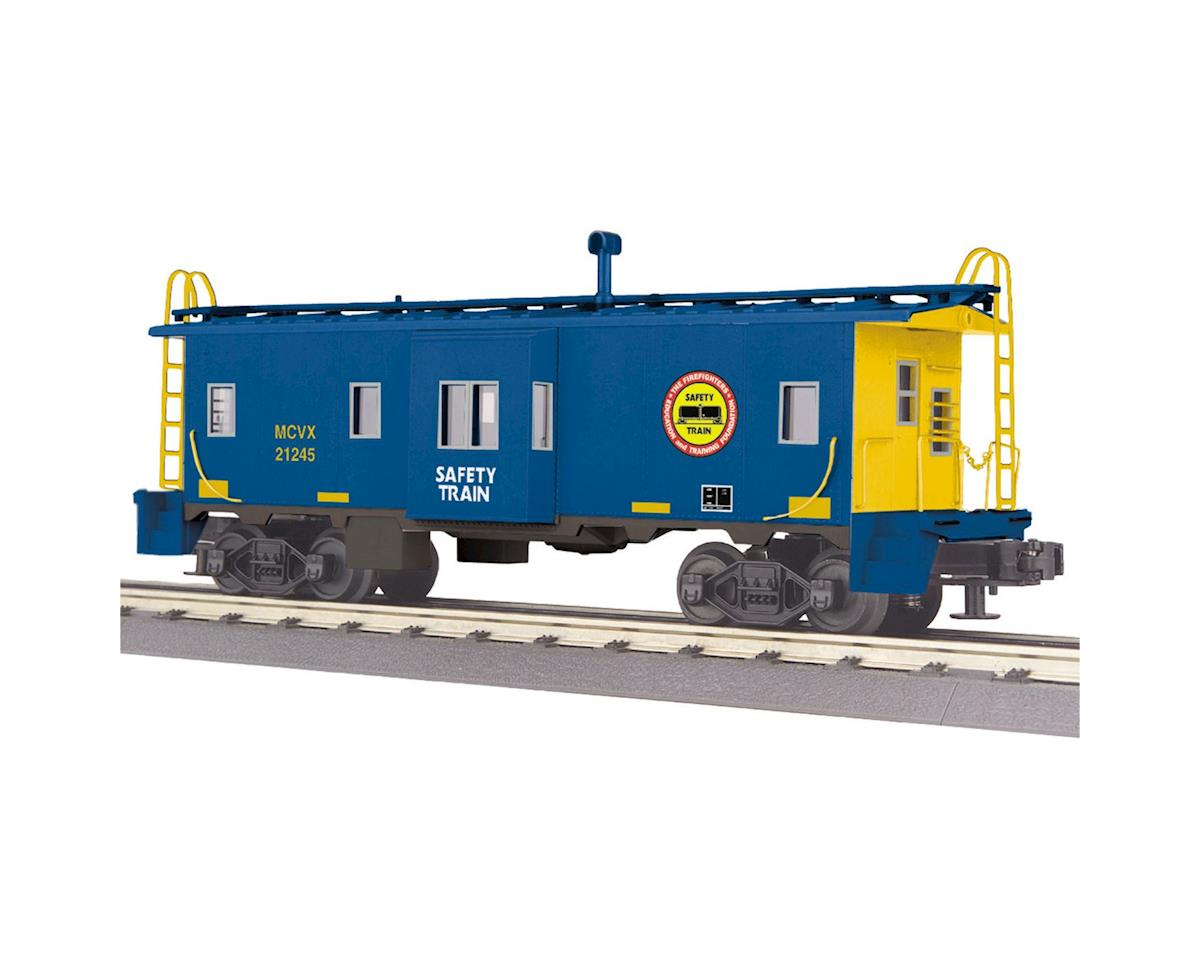 MTH Trains O-27 Bay Window Caboose, CSX