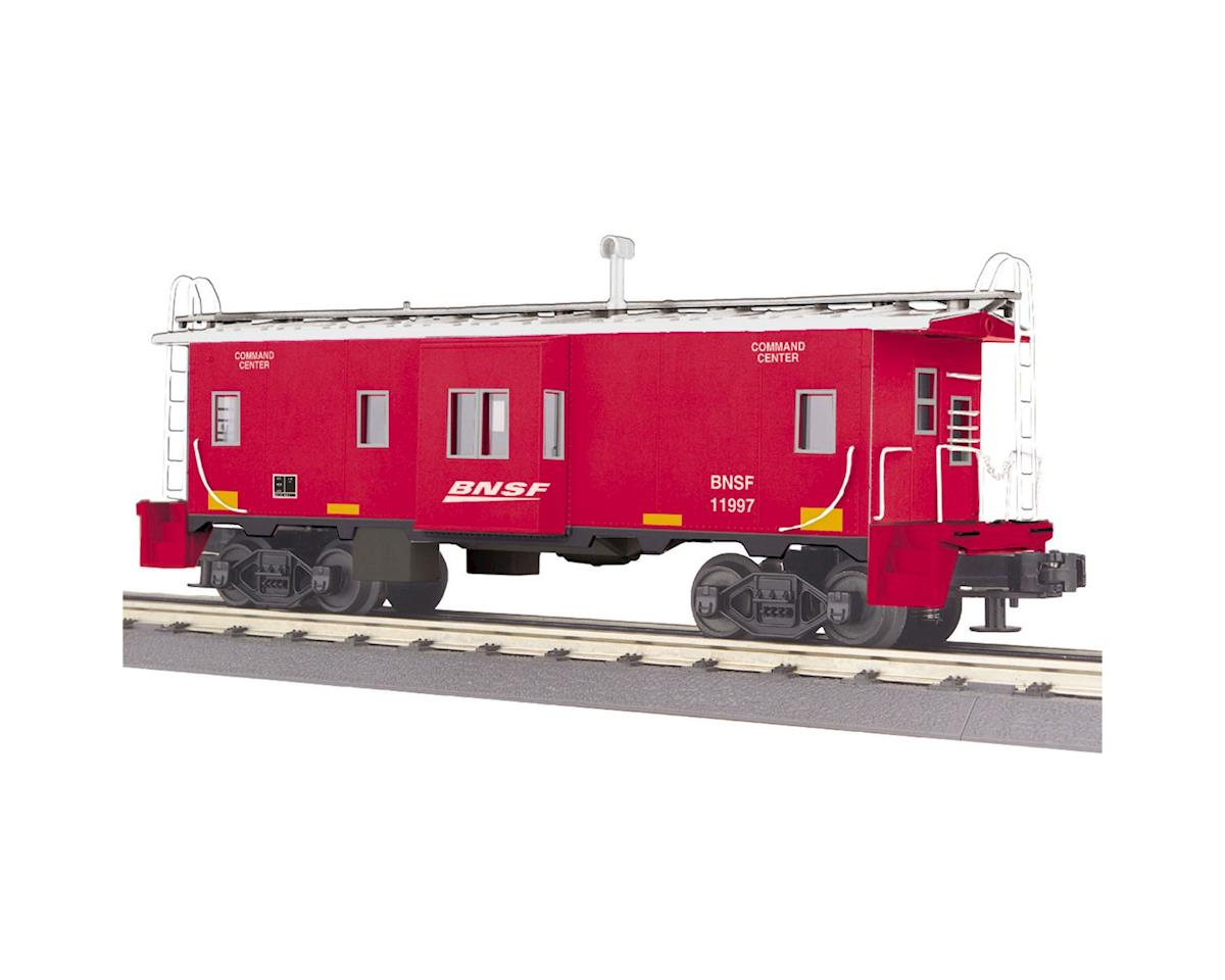 MTH Trains O-27 Bay Window Caboose, BNSF
