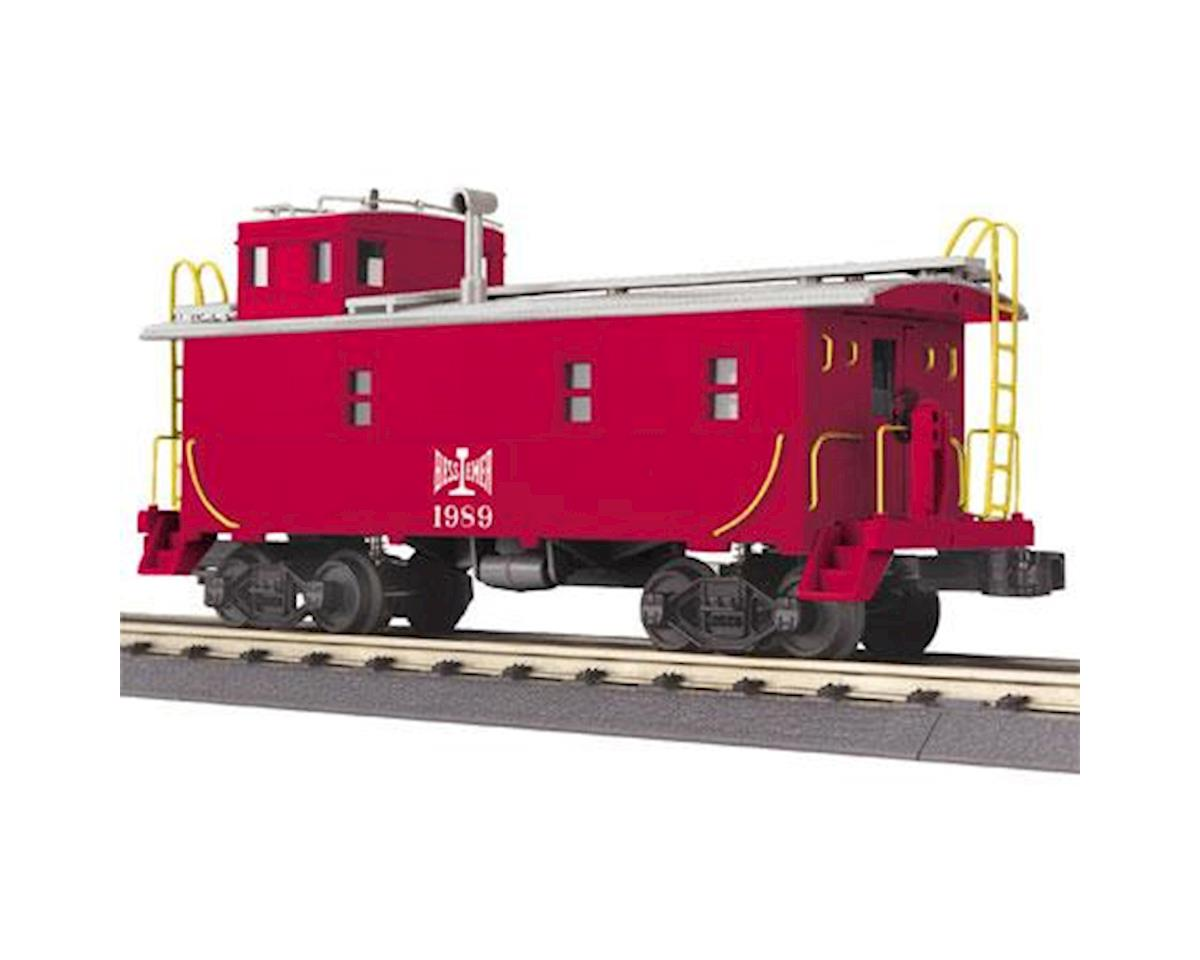 MTH Trains O-27 Offset Steel Caboose, B&LE