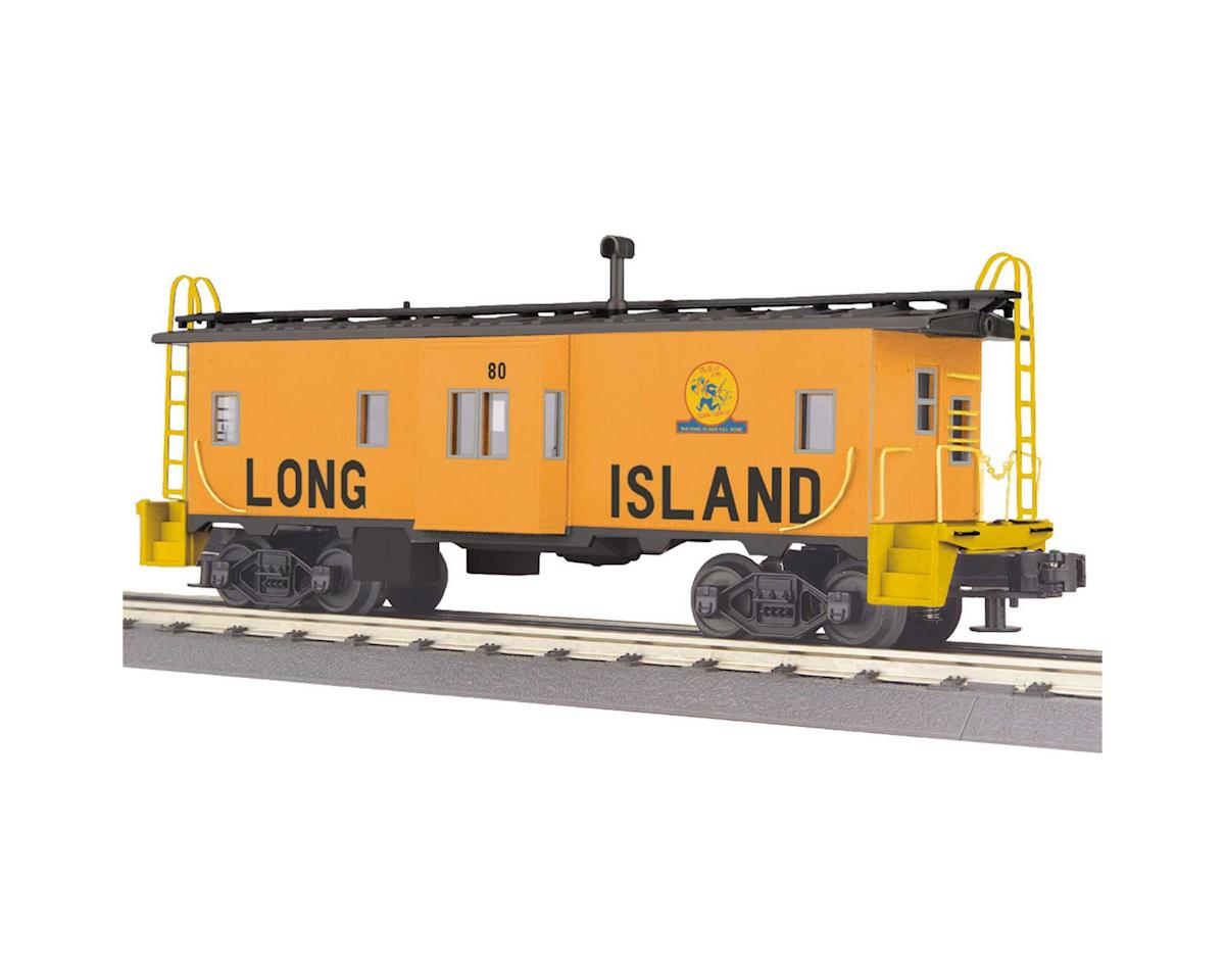 MTH Trains O-27 Bay Window Caboose, LIRR