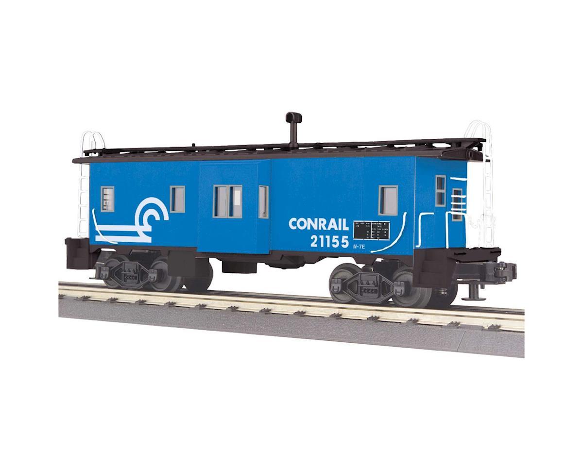 MTH Trains O-27 Bay Window Caboose, NS