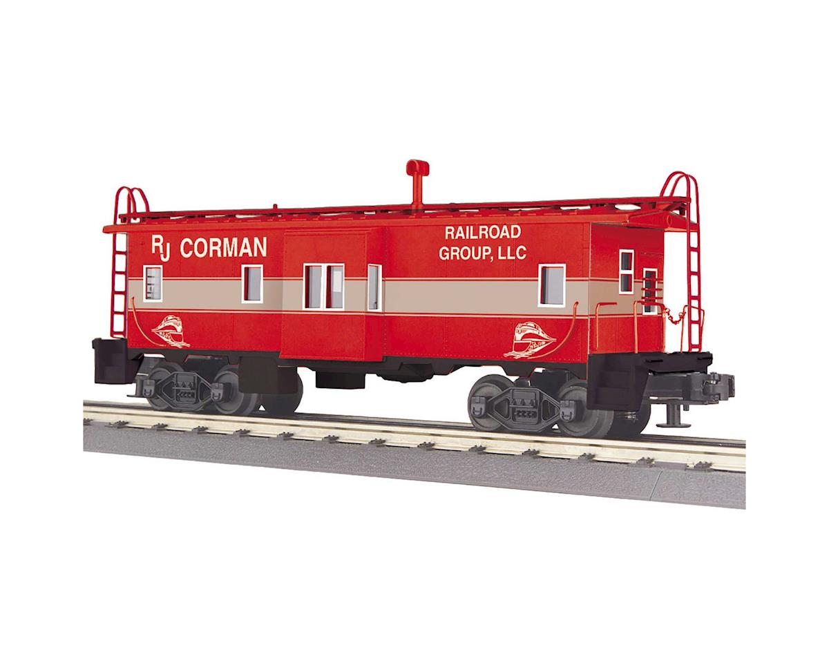 MTH Trains O-27 Bay Window Cab, RJ Corman