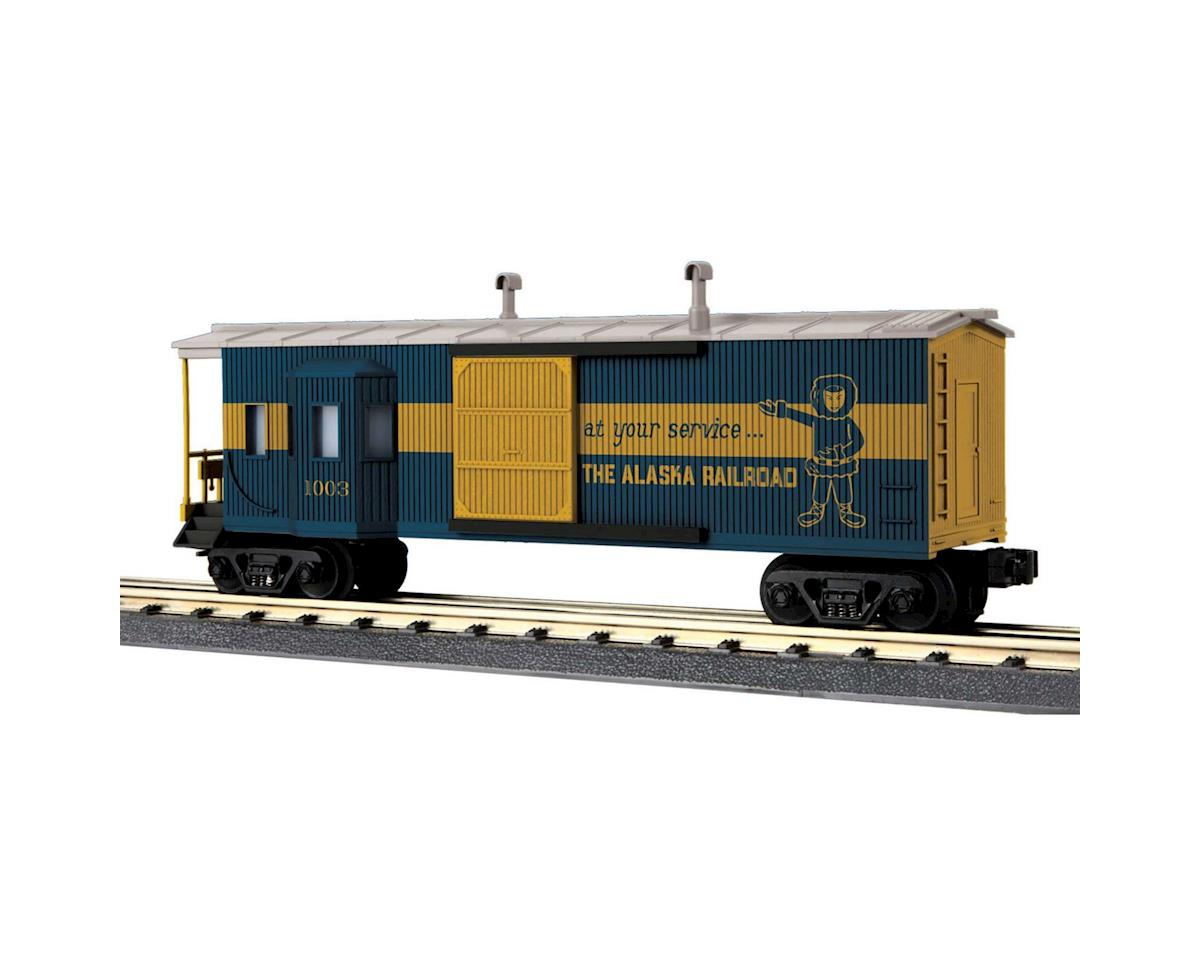 MTH Trains O-27 Work Caboose, ARR