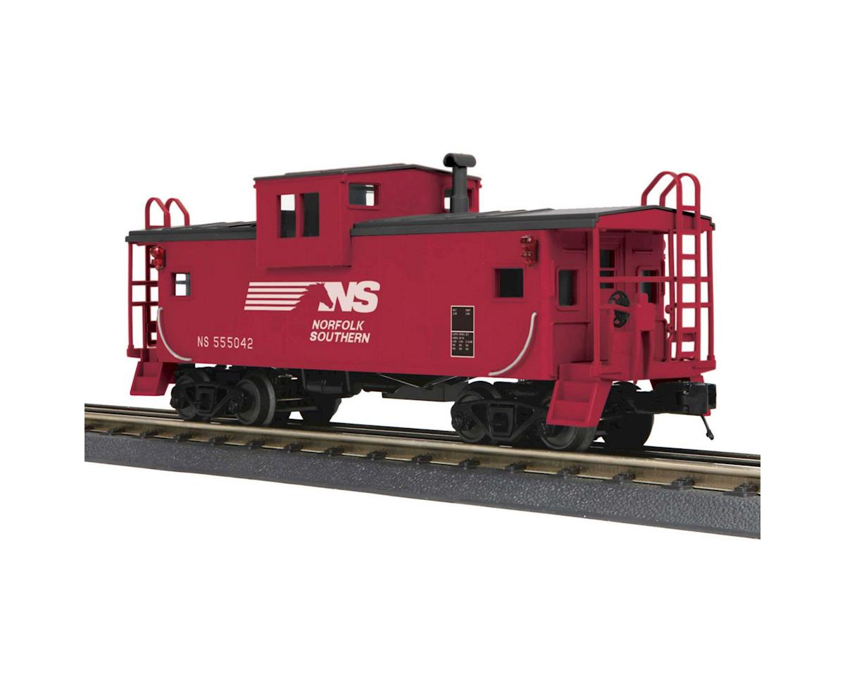 MTH Trains O-27 Extended Vision Caboose, NS