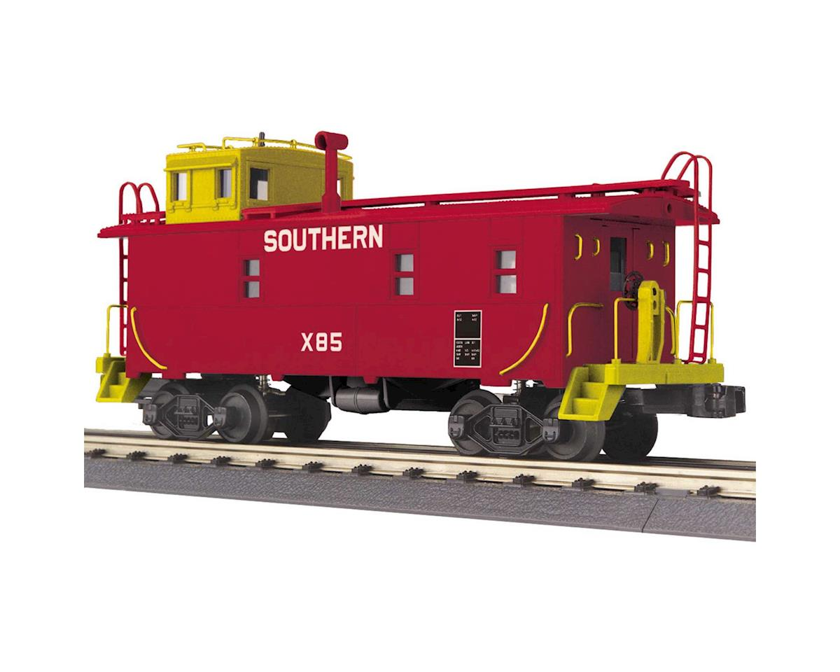 MTH Trains O-27 Offset Steel Caboose, SOU #X85