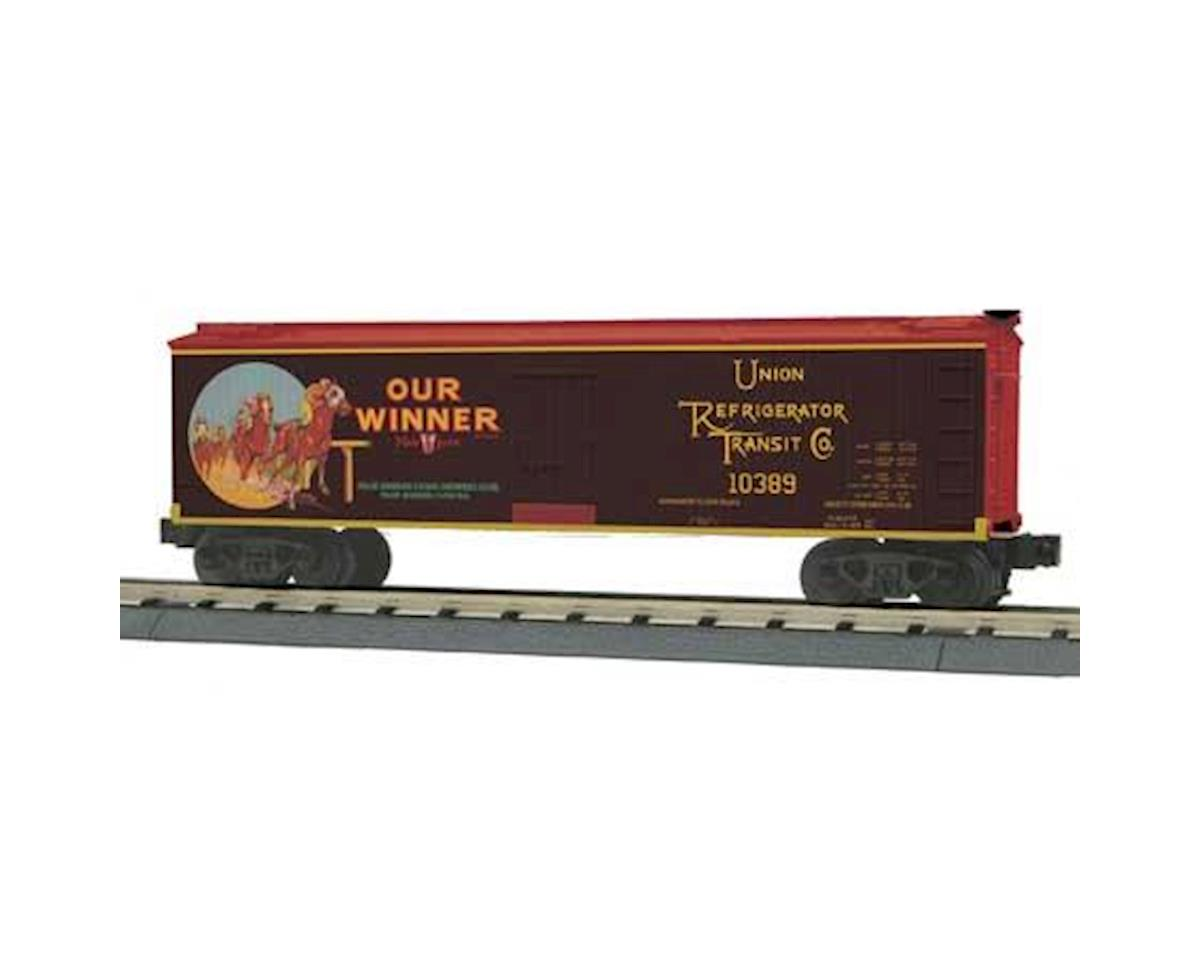 MTH Trains O-27 40' Wood Reefer, Our Winner Juice