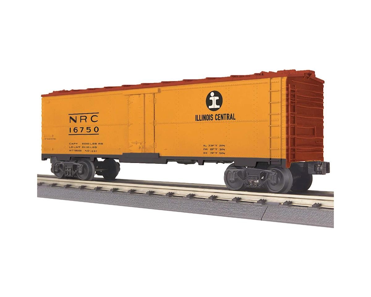 MTH Trains O-27 Modern Reefer, IC