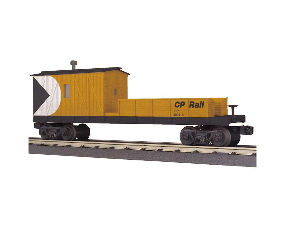 MTH Trains O-27 Crane Tender, CPR