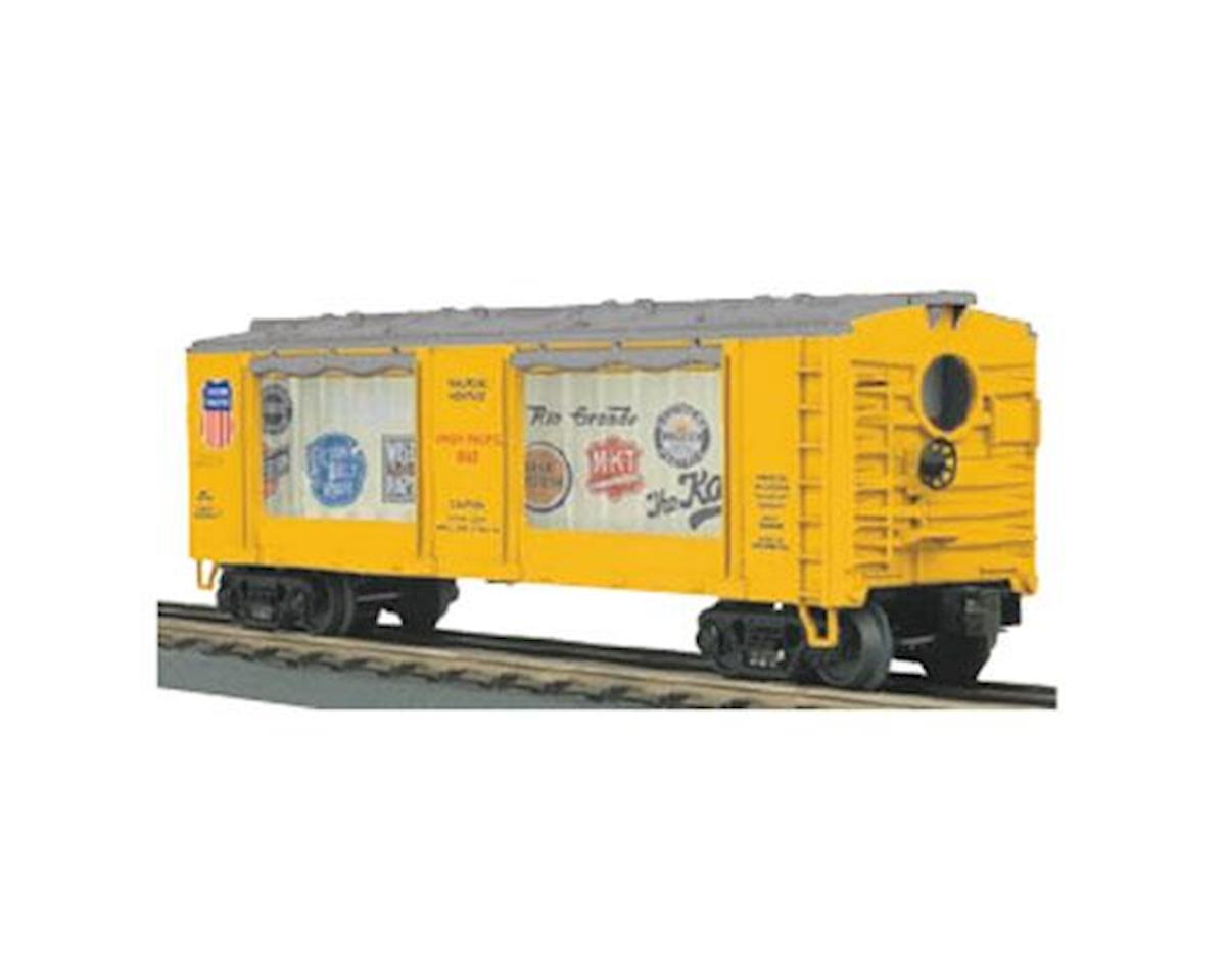 MTH Trains O-27 Operating Action Car, UP