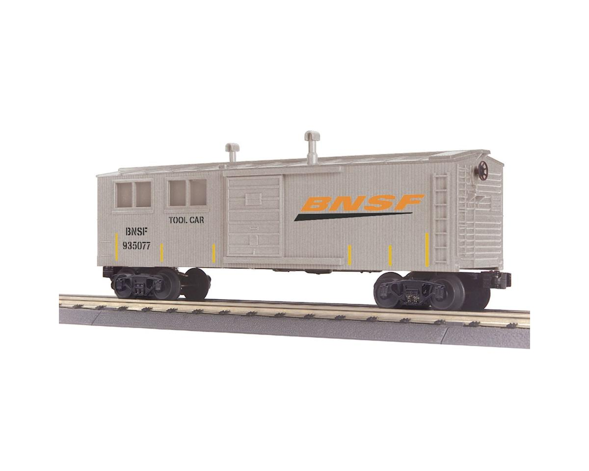MTH Trains O-27 Engineering Car, BNSF