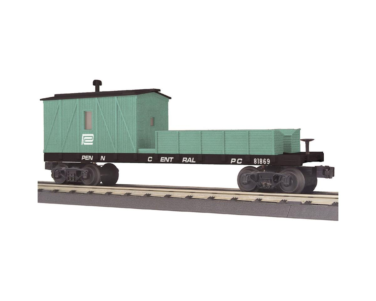 MTH Trains O-27 Crane Tender Car, PC