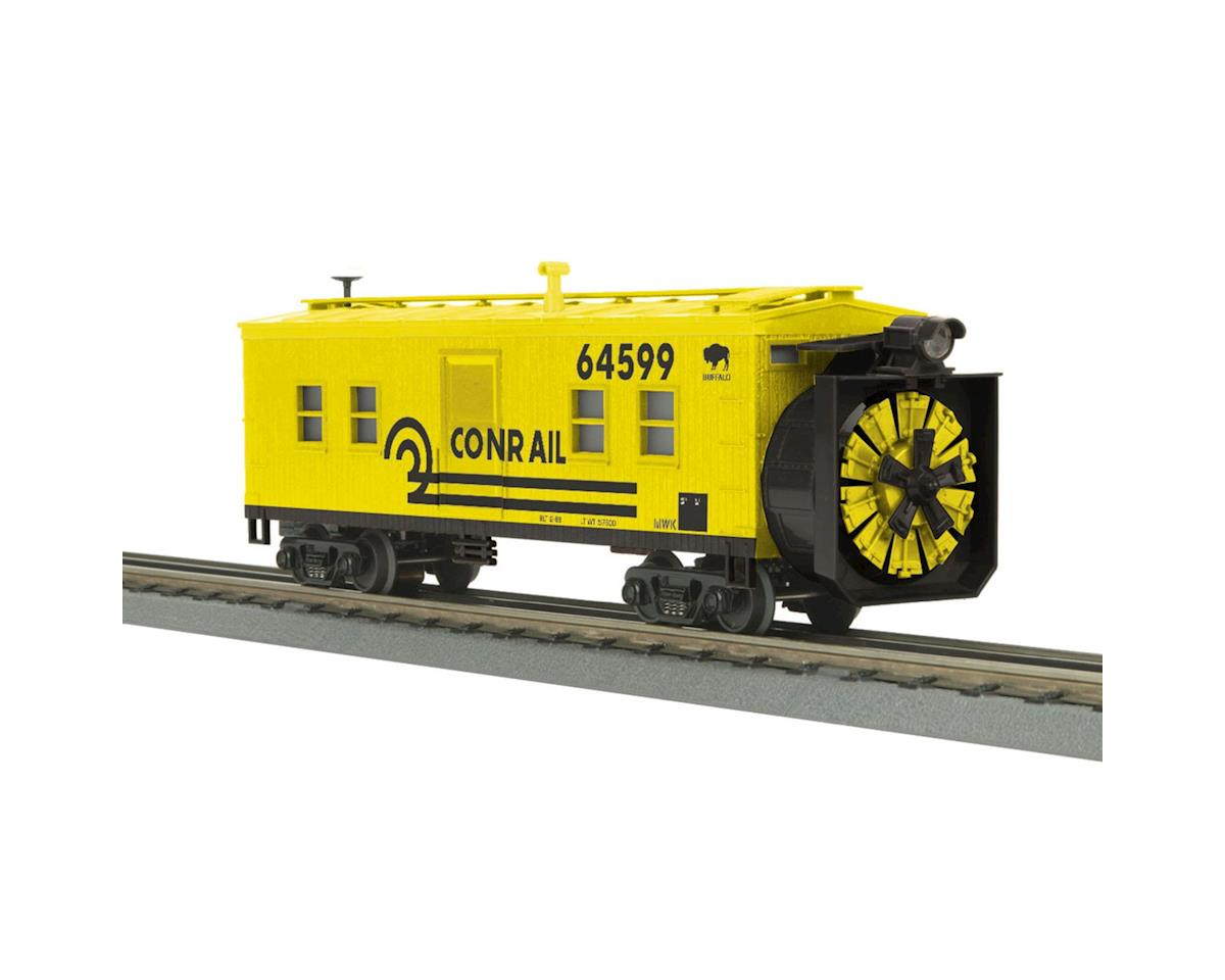 MTH Trains O-27 Rotary Snow Plow, CR