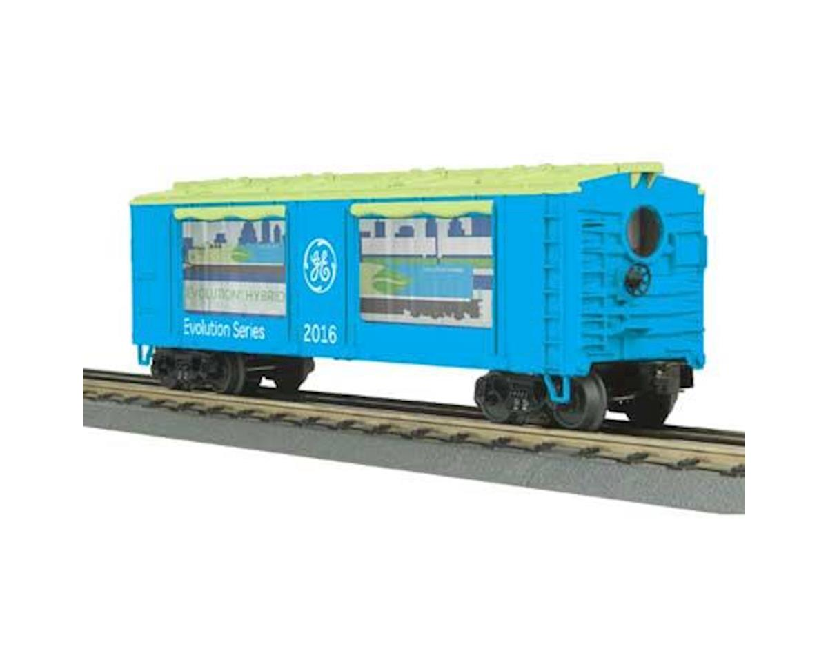 MTH Trains O-27 Operating Action Car, GE Evolution