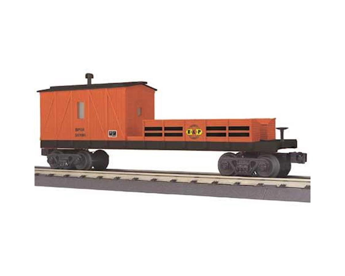 MTH Trains O-27 Crane Tender, B&P