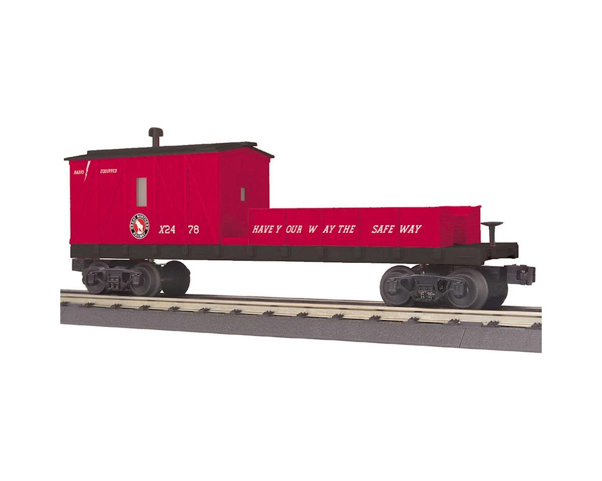 MTH Trains O-27 Crane Tender, GN