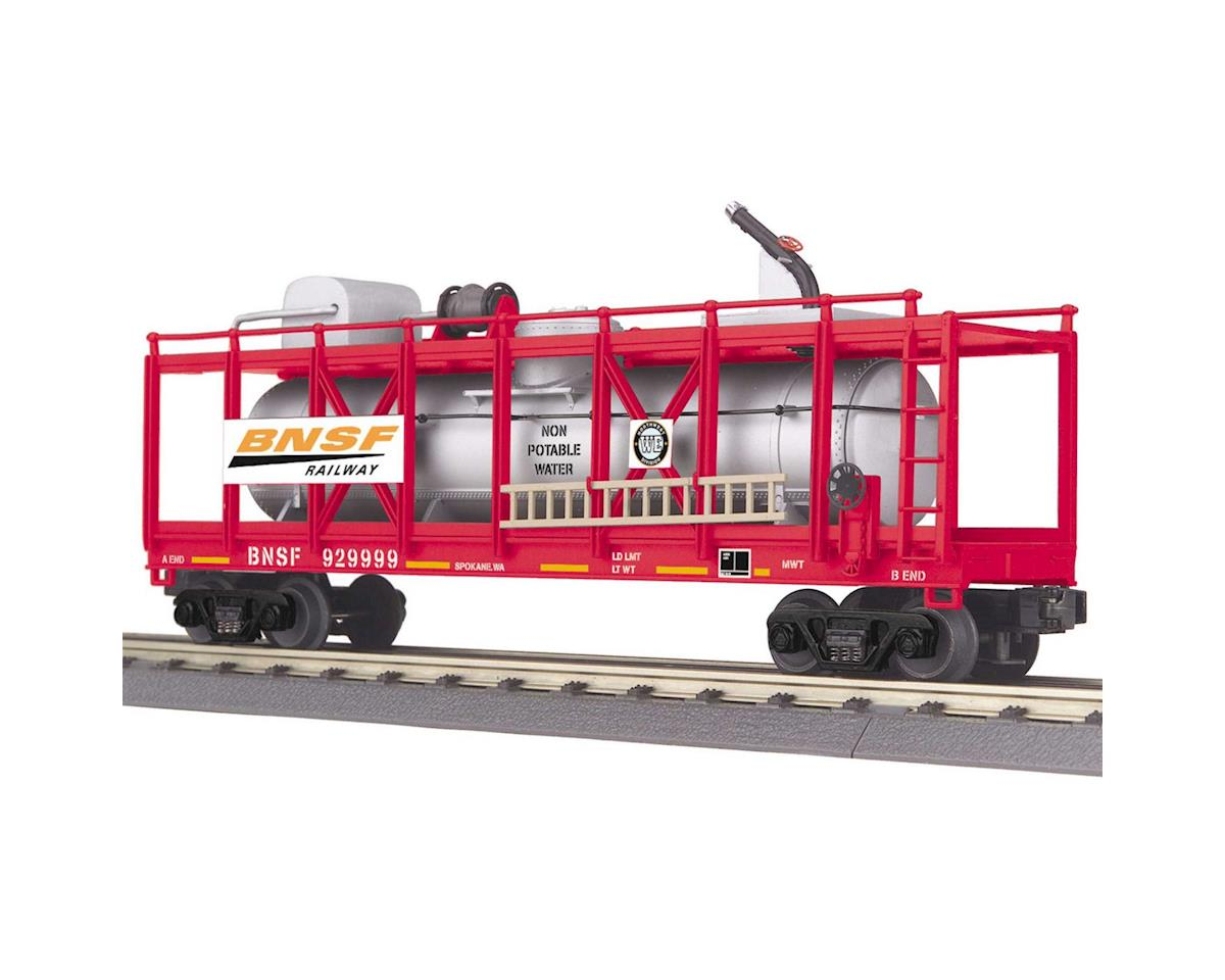MTH Trains O-27 Fire Car, BNSF