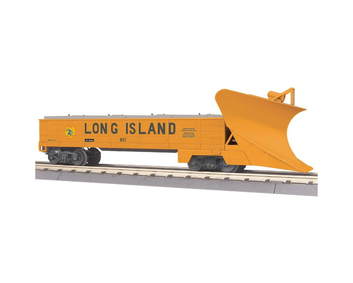 MTH Trains O-27 Heavy Duty Snowplow, LIRR