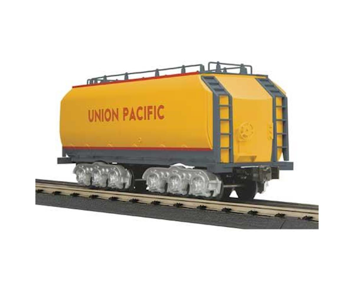 MTH Trains O-27 Die-Cast Auxiliary Water Tender, UP/Yellow