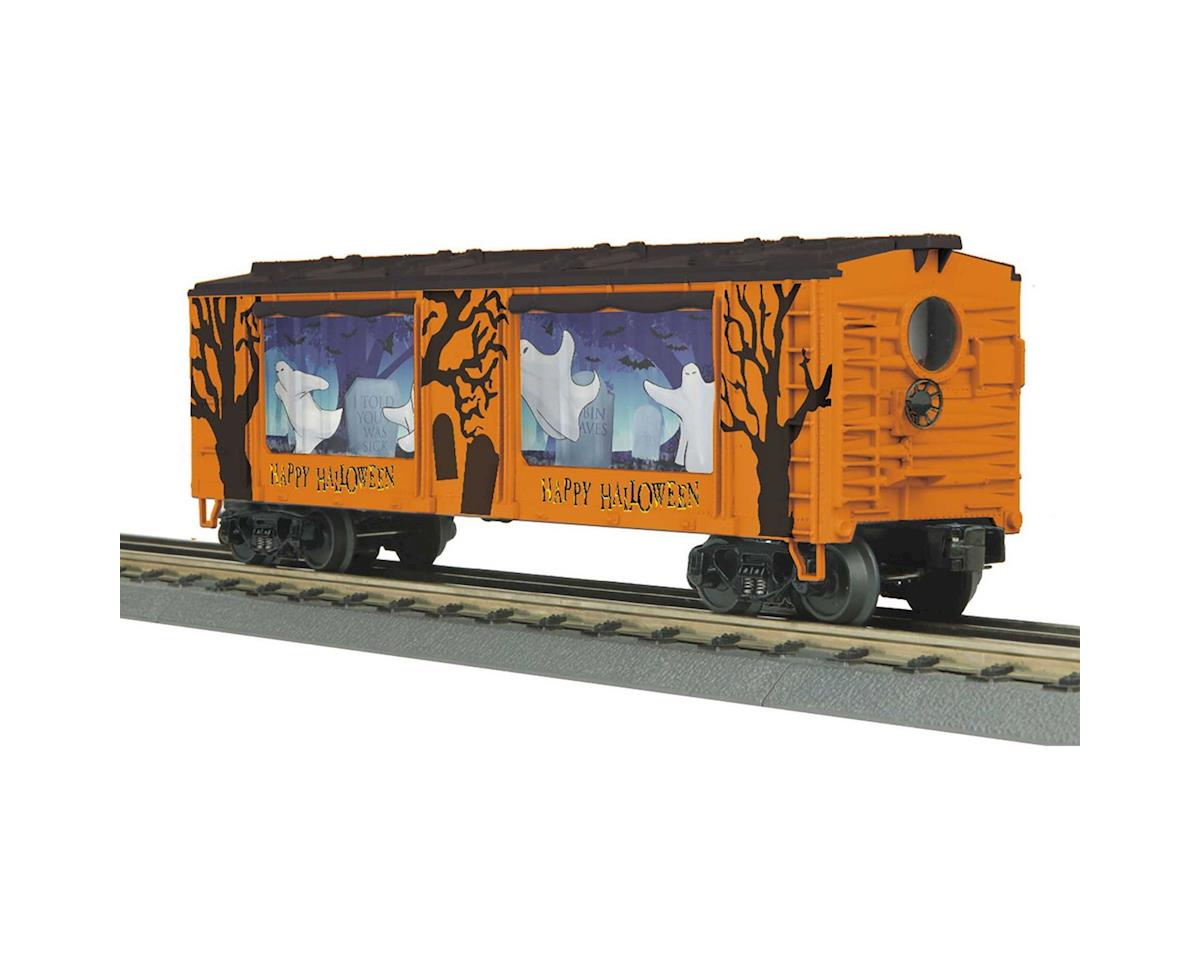 O-27 Operating Action Car, Halloween by MTH Trains