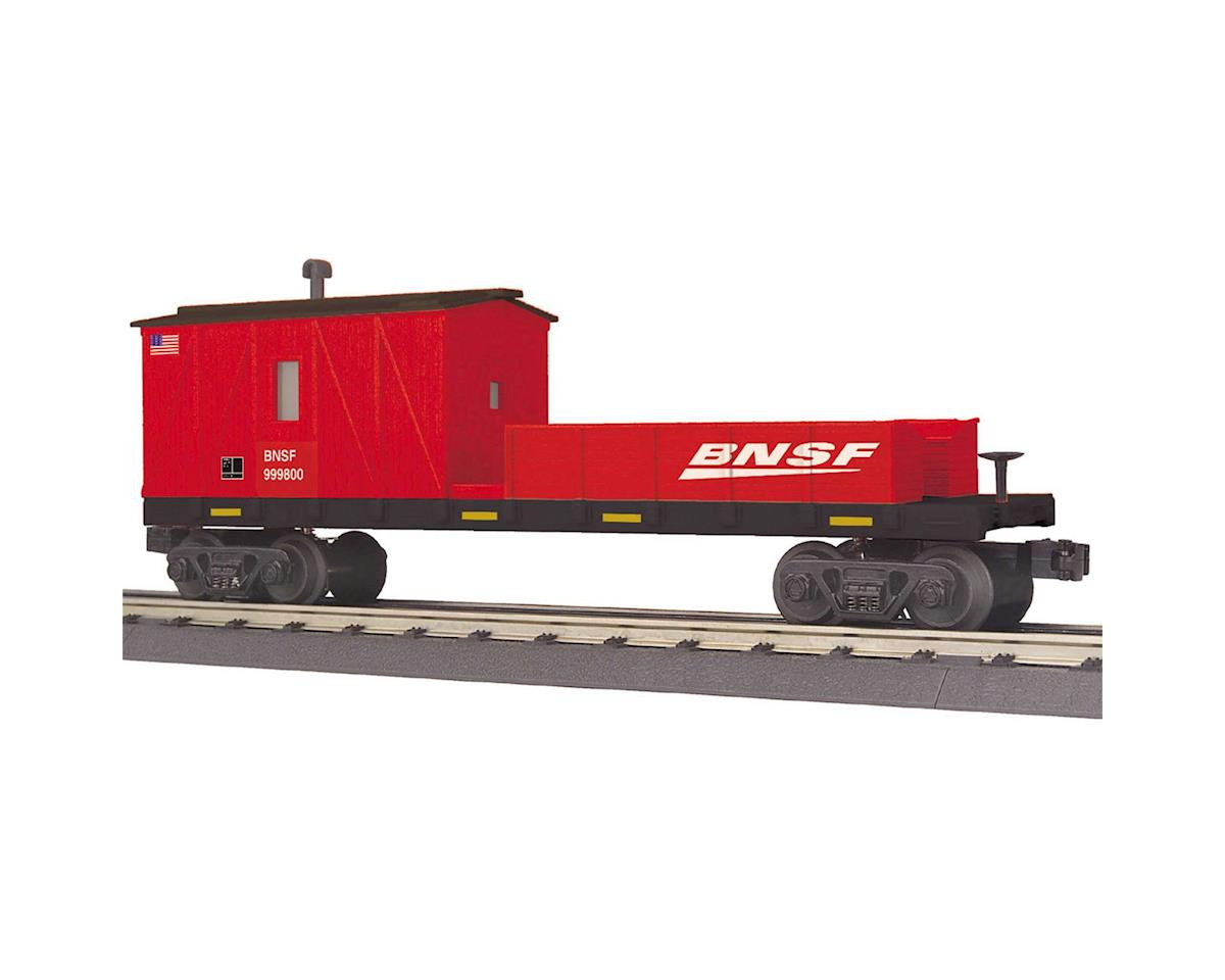 MTH Trains O-27 Crane Tender Car, BNSF