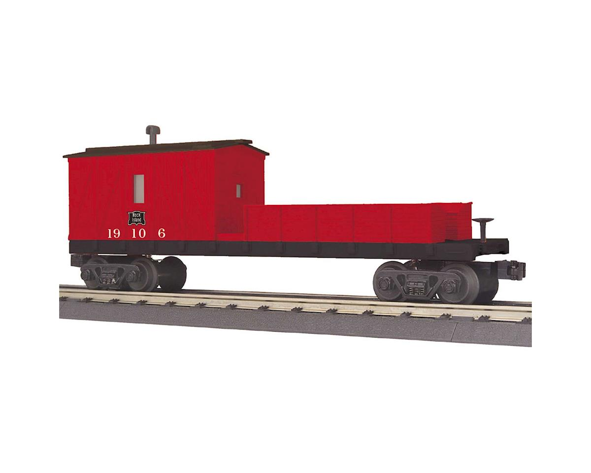 MTH Trains O-27 Crane Tender Car, RI