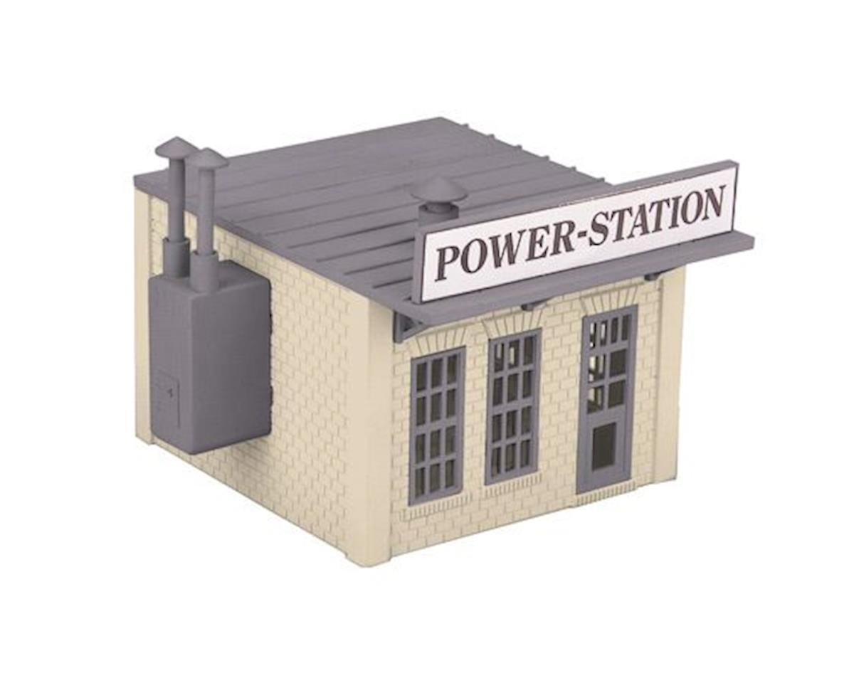 O Power Station by MTH Trains