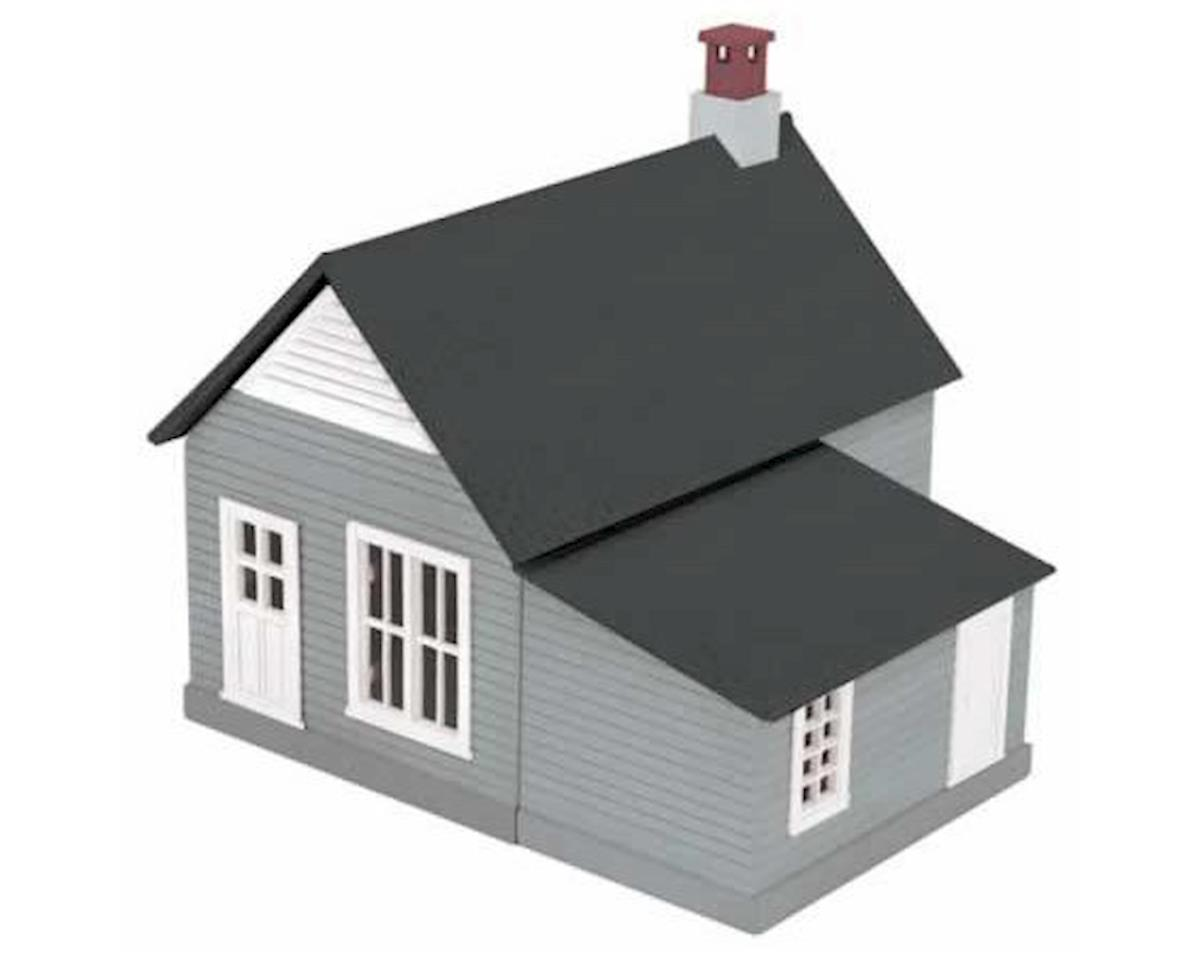 MTH Trains O Work House #2, Gray & Black