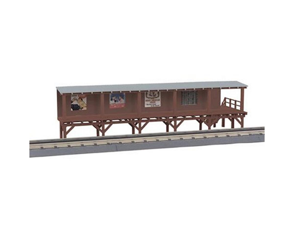 MTH Trains O Elevated Station Platform
