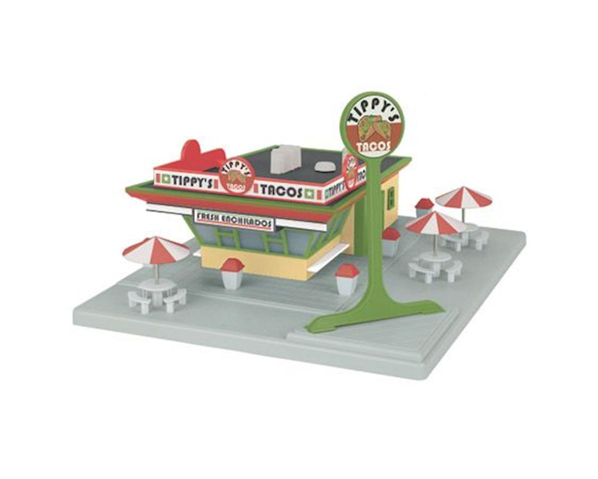 MTH Trains TIPPY'S TACO STAND