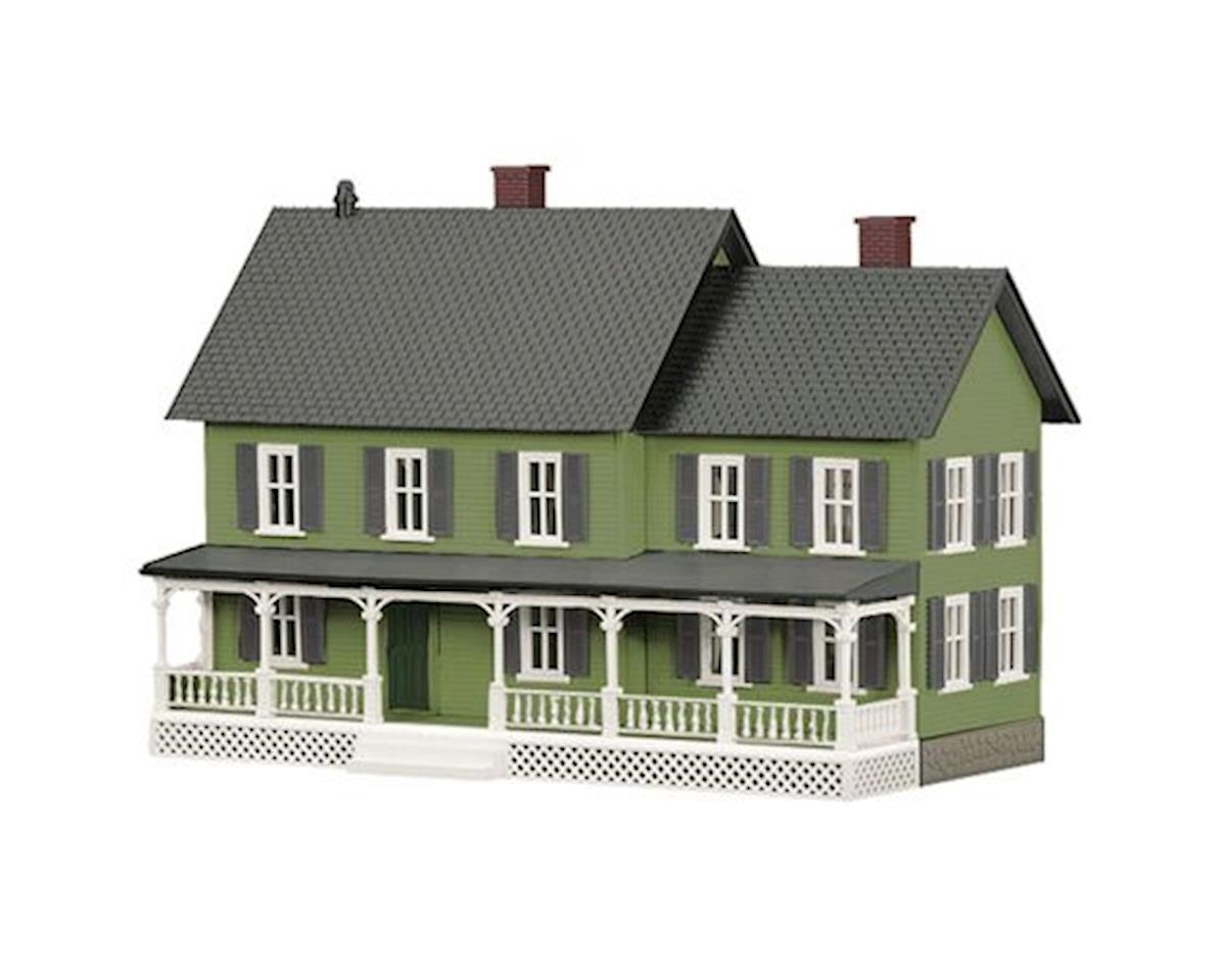MTH Trains GREEN 4 COUNTRY HOUSE
