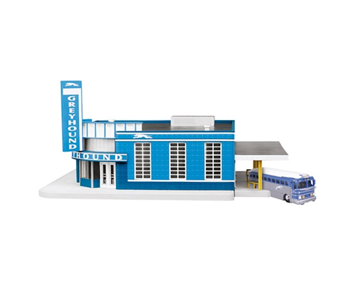 MTH Trains O Bus Station, Greyhound