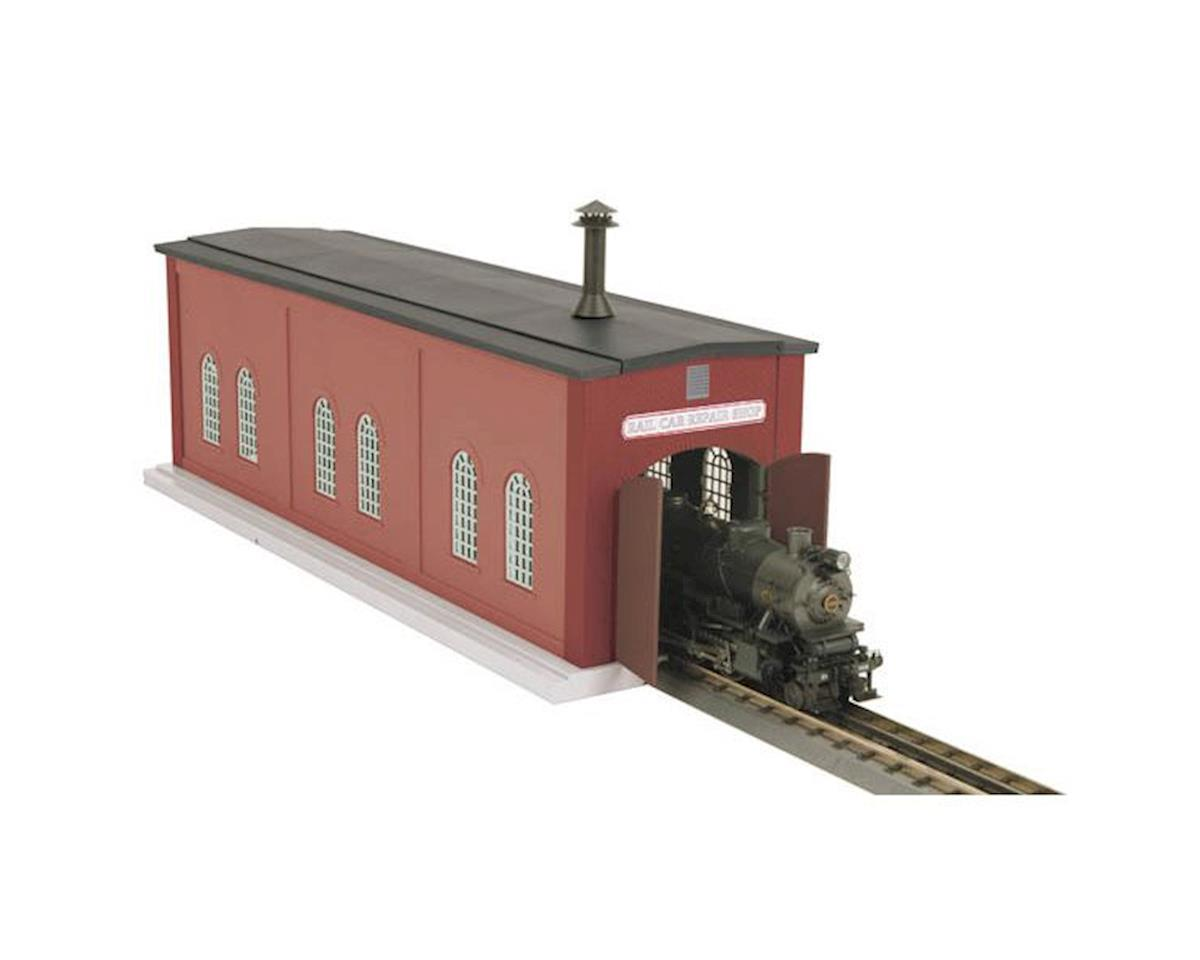 MTH Trains O Single Stall Engine Shed
