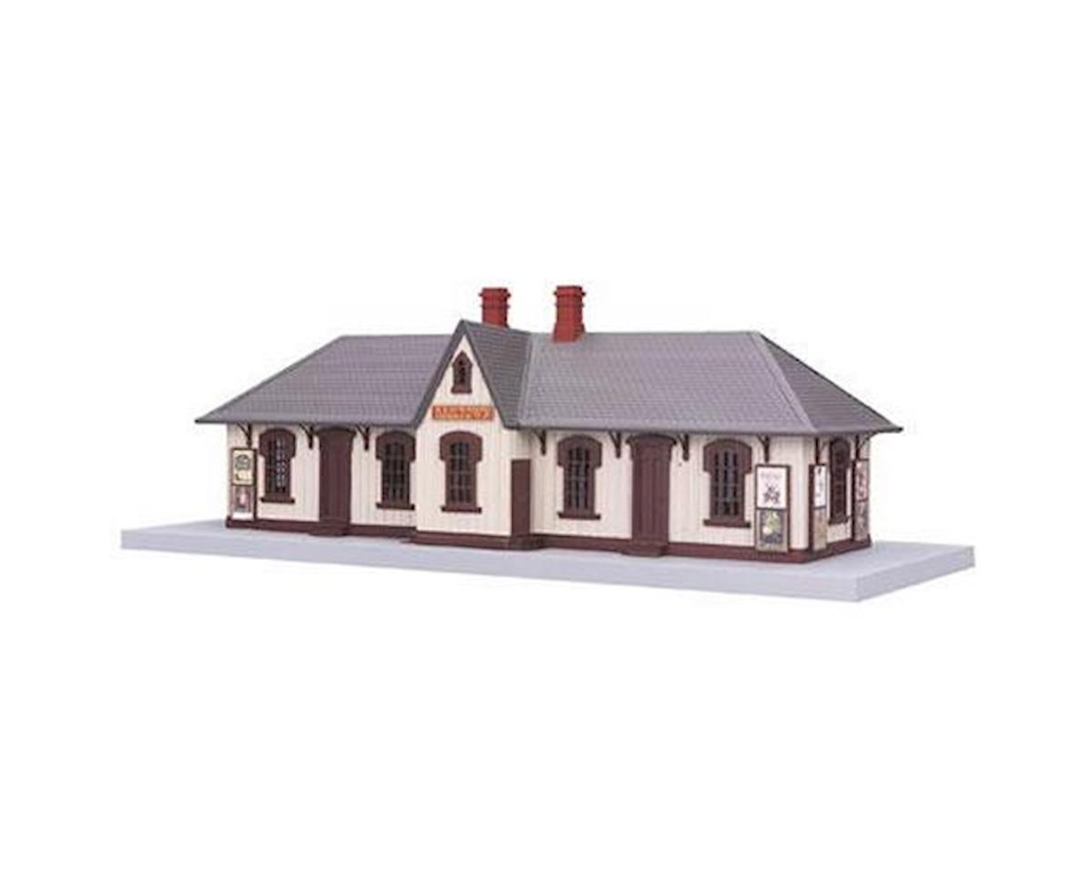 MTH Trains O Country Passenger Station, Railtown