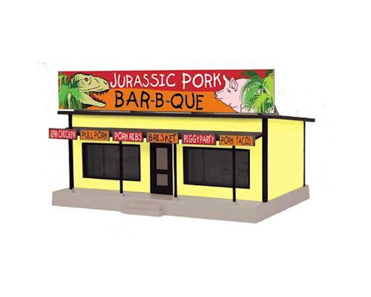 O Road Side Stand Jurassic Pork BBQ