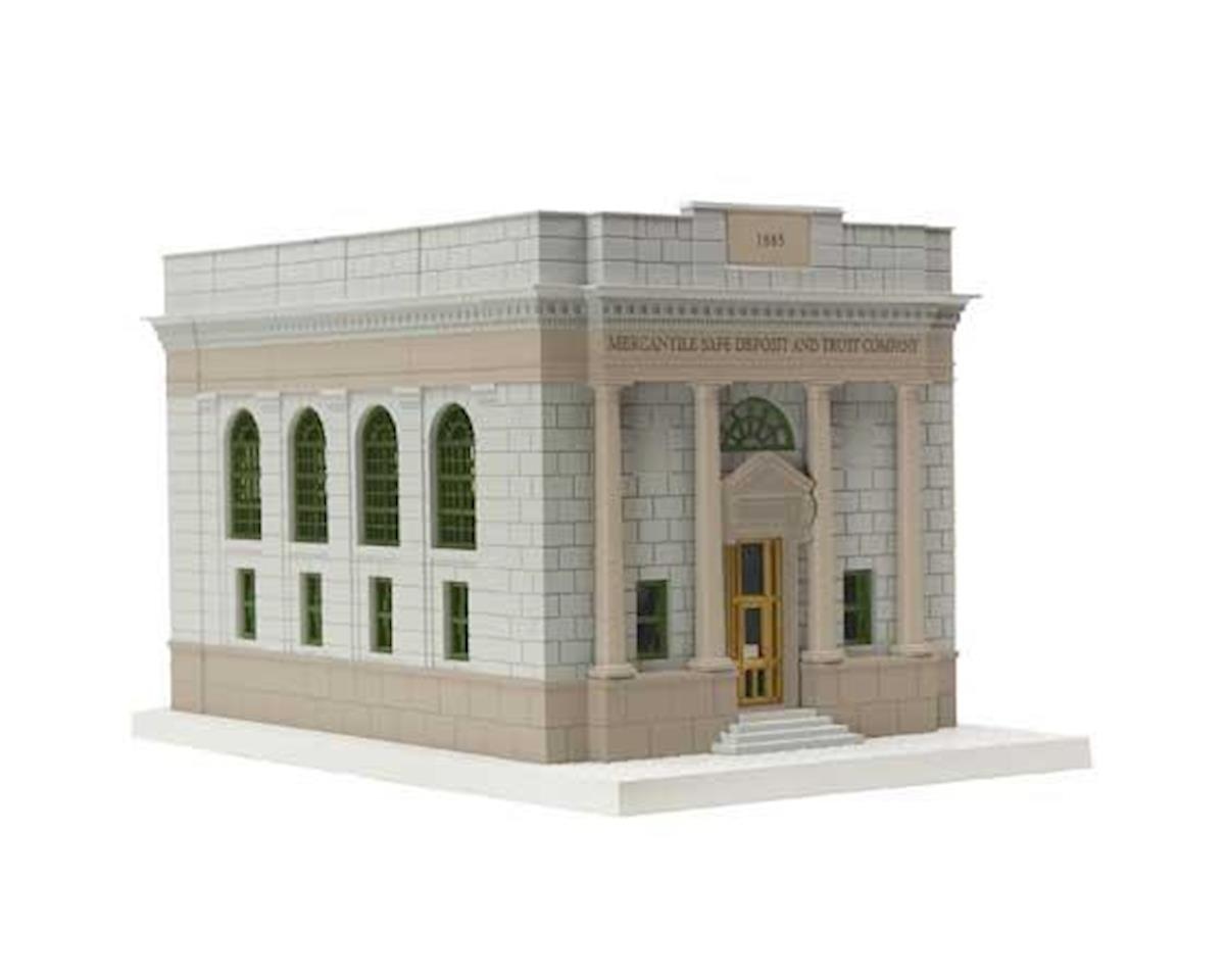 O Bank w/Coin Slot by MTH Trains