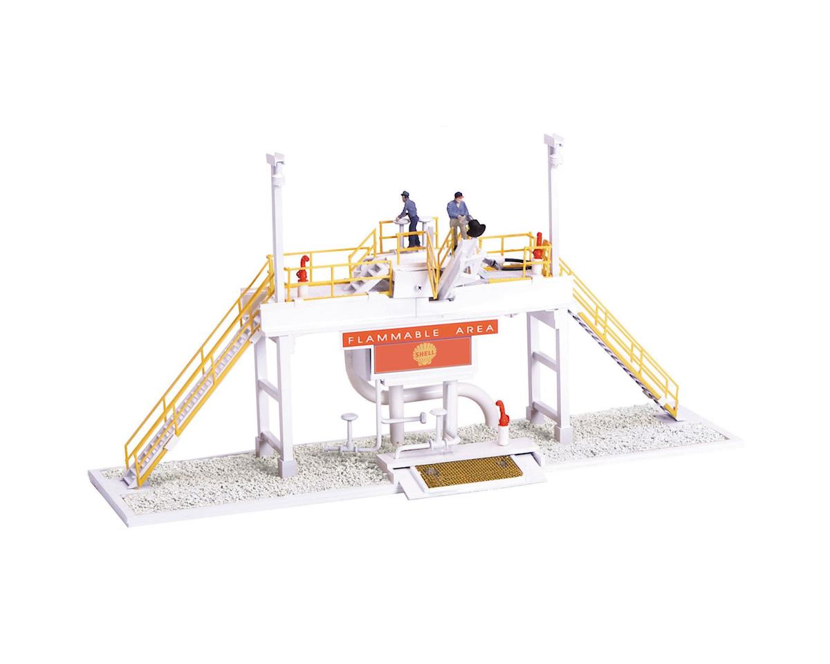 MTH Trains O Operating Storage Tank Station, Shell