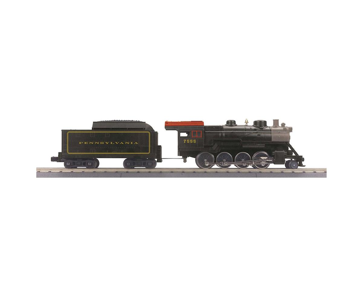 MTH Trains O-27 2-8-0 w/PS3, PRR
